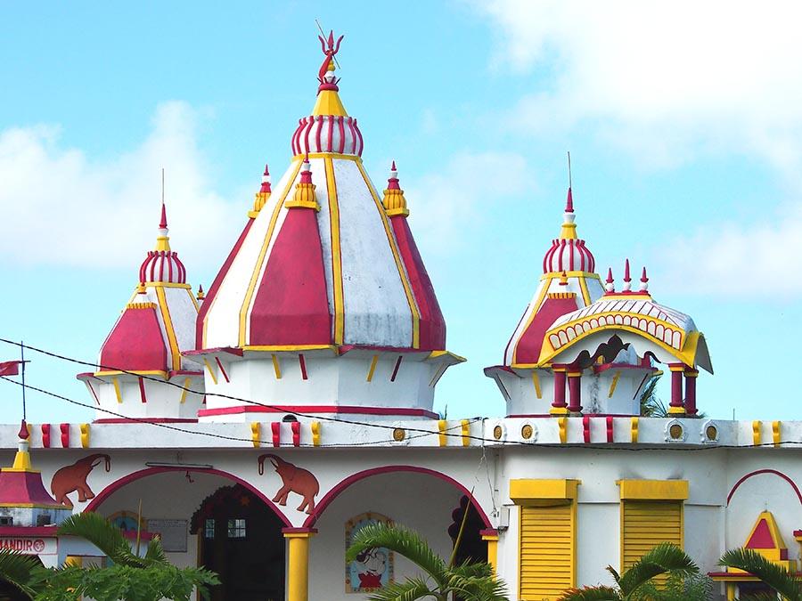 temple hindou ile maurice