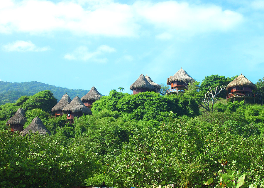 Colombie #6: Tayrona, une jungle en bord de mer