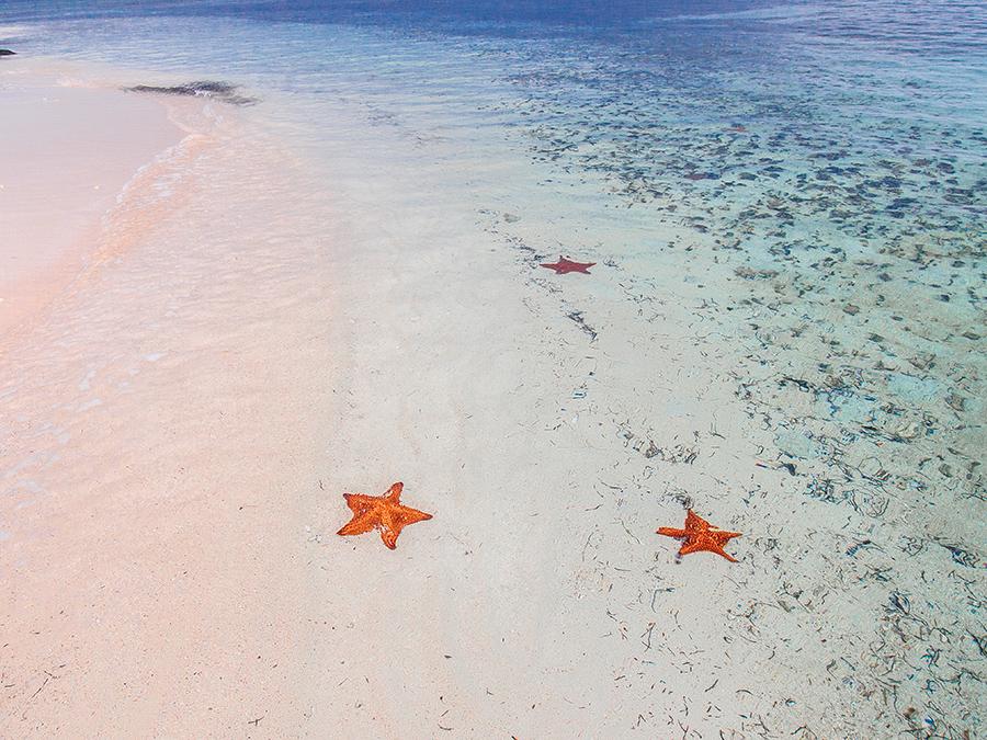 Iles San Blas Panama