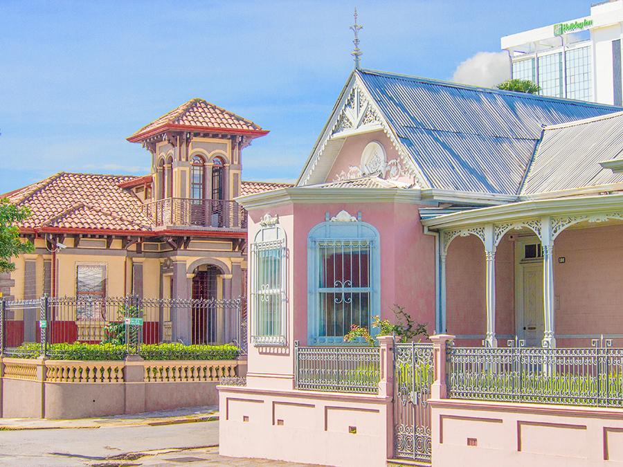 San José & premières impressions du Costa Rica