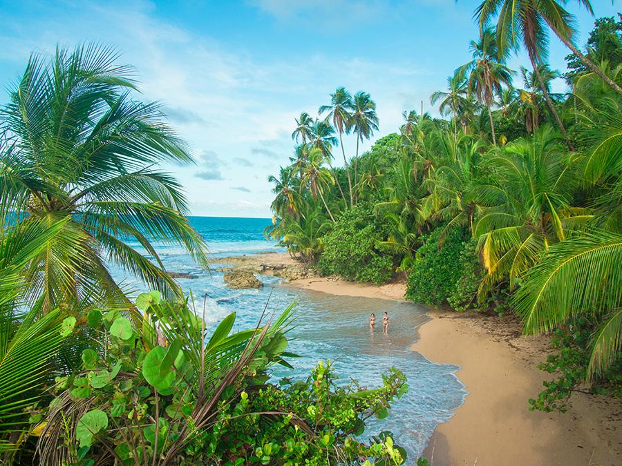 Puerto Viejo, Manzanillo, Cahuita & Punta Uva: le sud-est du Costa Rica