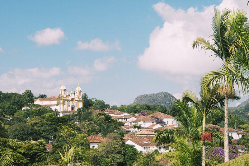 Tiradentes Brésil