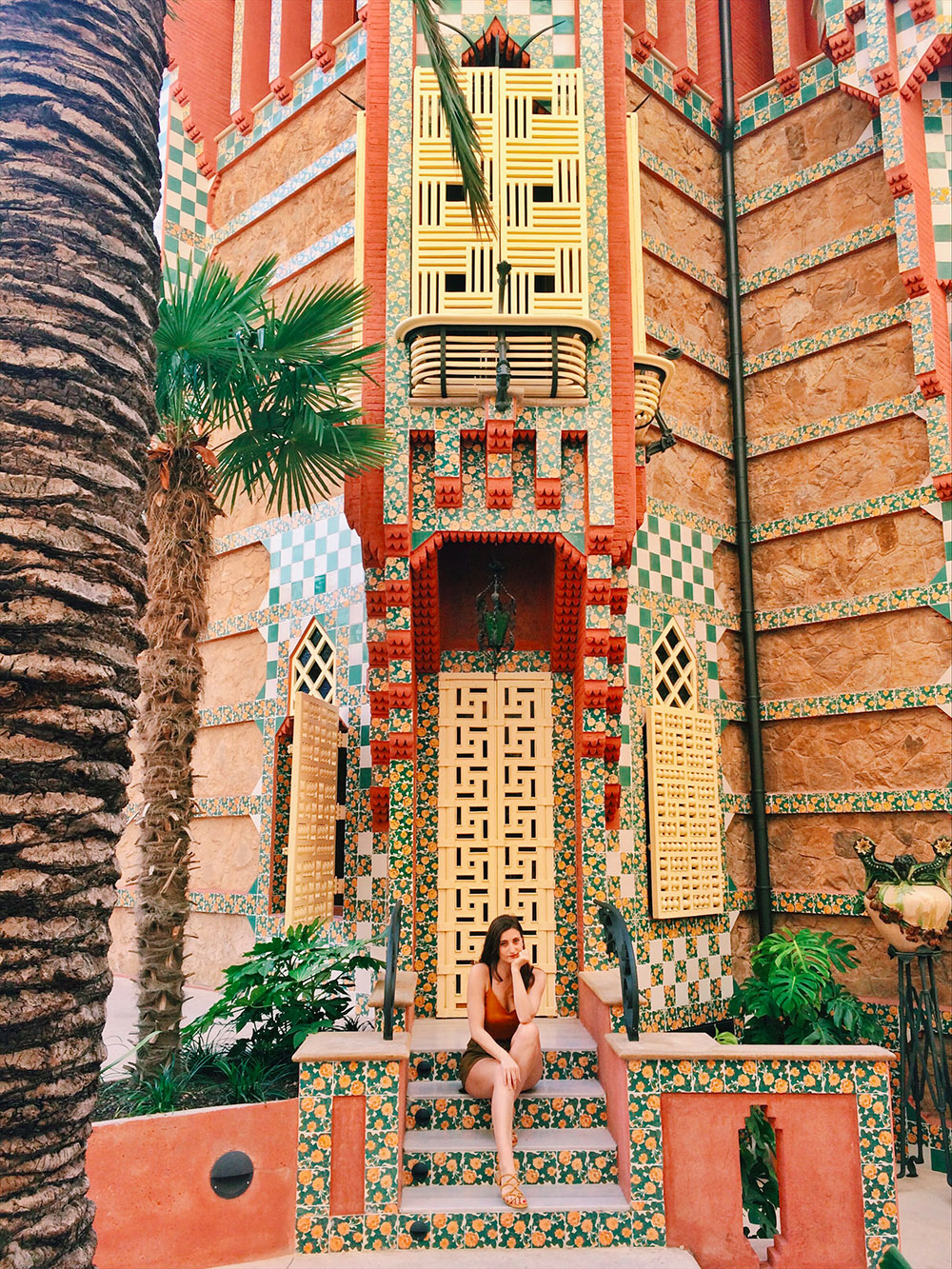 Casa Vicens Barcelone