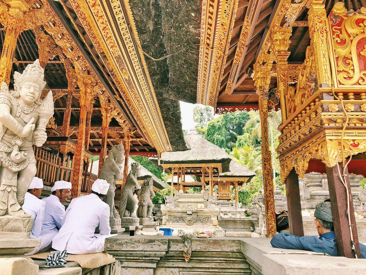 Itineraire deux semaines Indonesie - Tirta Empul Bali