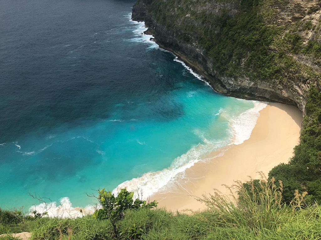 Nusa Penida plage