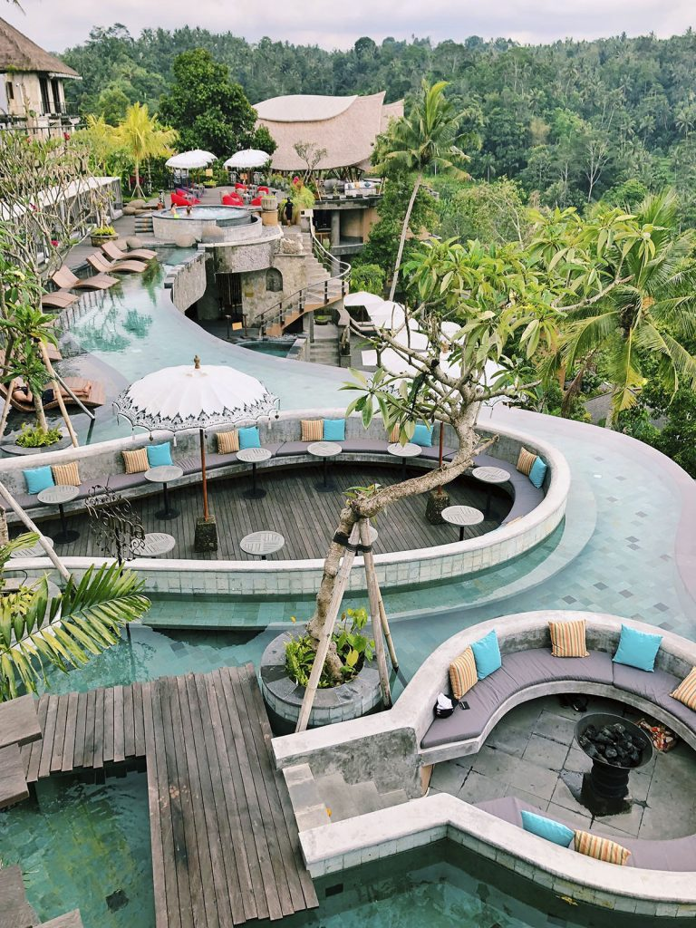 Wanna Jungle Pool Bar Ubud