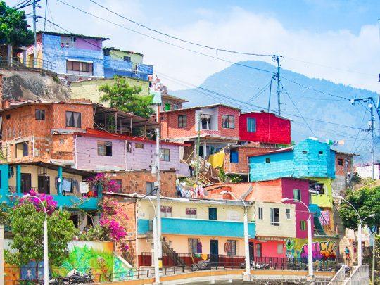 Medellin #2: la comuna 13