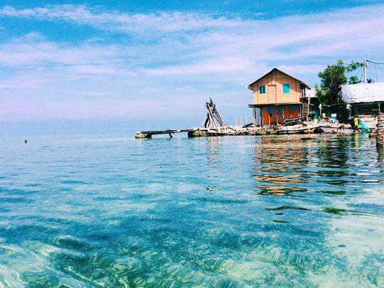 L'Ile Múcura, authentique et méconnue