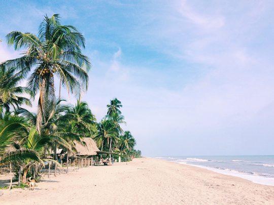 Palomino, la plage la plus chill de Colombie